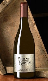 Somerston Priest Ranch Grenache