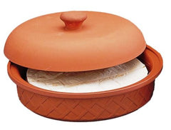 Tortilla Warmer Terra Cotta
