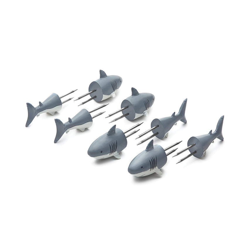 Outset Corn Holders Shark