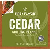 Small Cedar Planks Fire & Flavor