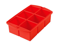 Mega Ice Block Tray Ruby