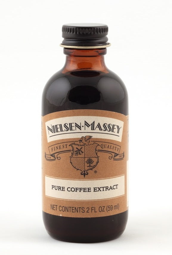 Pure Coffee Extract 2 oz