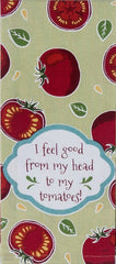 Tea Towel Tomatoes Secret Garden