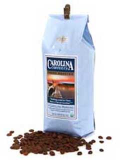 A Carolina Morning Decaf 16 oz