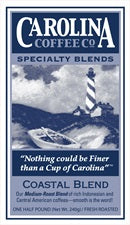 Coastal Carolina Decaf 16 oz