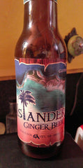 Islander Ginger Beer 12 oz Bottle