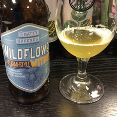 Natty Green Wildflower Witbier - Single
