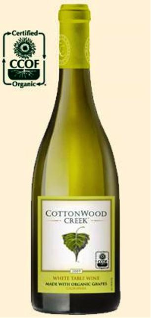 Cottonwood Creek White