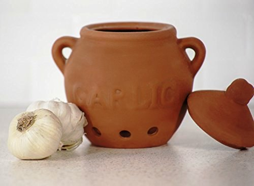Garlic Keeper Terra Cotta