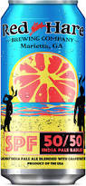 Red Hare Brew SPF 50/50 IPA - Single