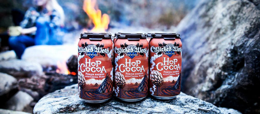 Wicked Weed Hop Cocoa 6-Pk