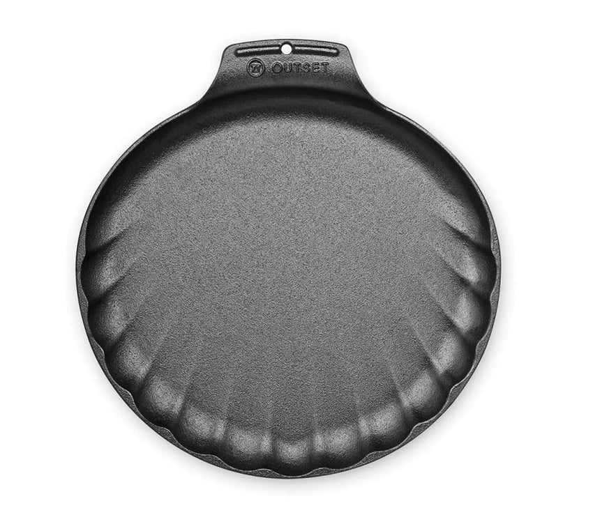 Outset Scallop Serving Tray