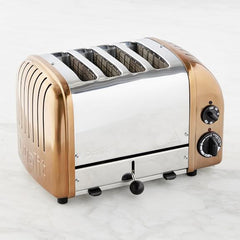 Dualit New Gen 4 Slice Toaster - Copper
