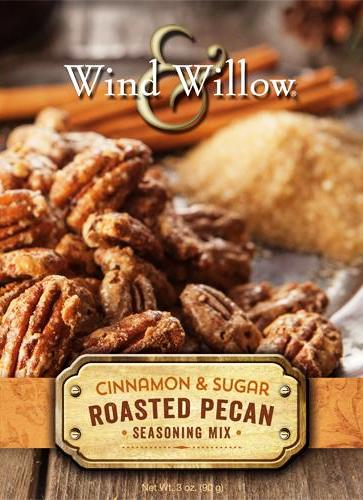 Roasted Pecan Season Mix (Cinnamon)