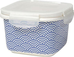 Snack N' Serve Container Waves