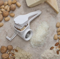 Microplane Rotary Cheese Grater