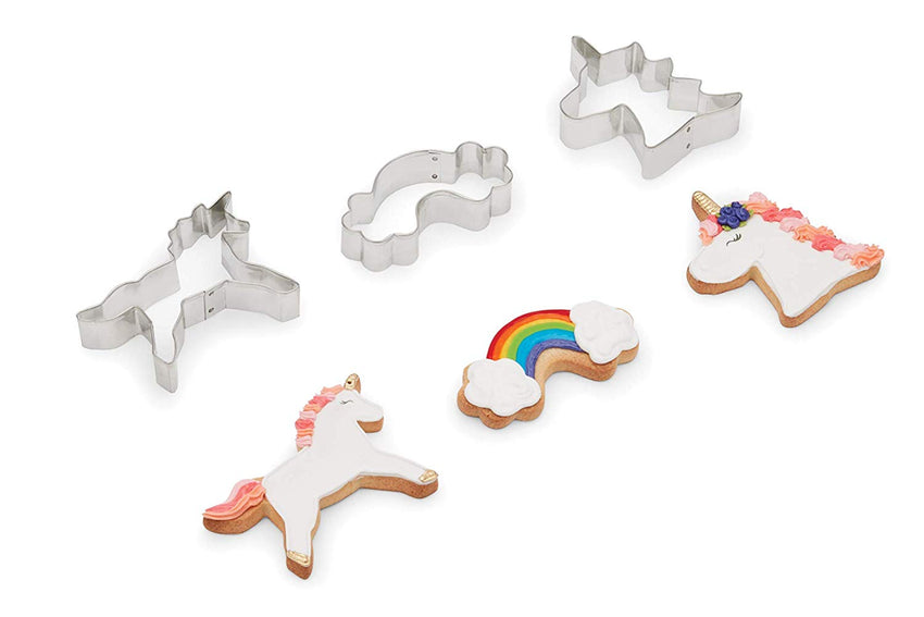 Cookie Cutter Set Unicorn