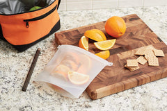 Silicone Food Bags - Reuseable