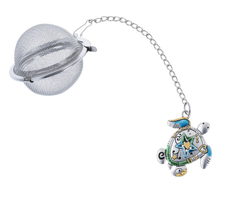 Ganz Tea Infuser; Sea Turtle