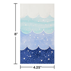 Guest Towel Napkins - Mermaid Tales (16 ct)