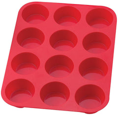 Mrs Anderson's Muffin Pan - Large Silicone