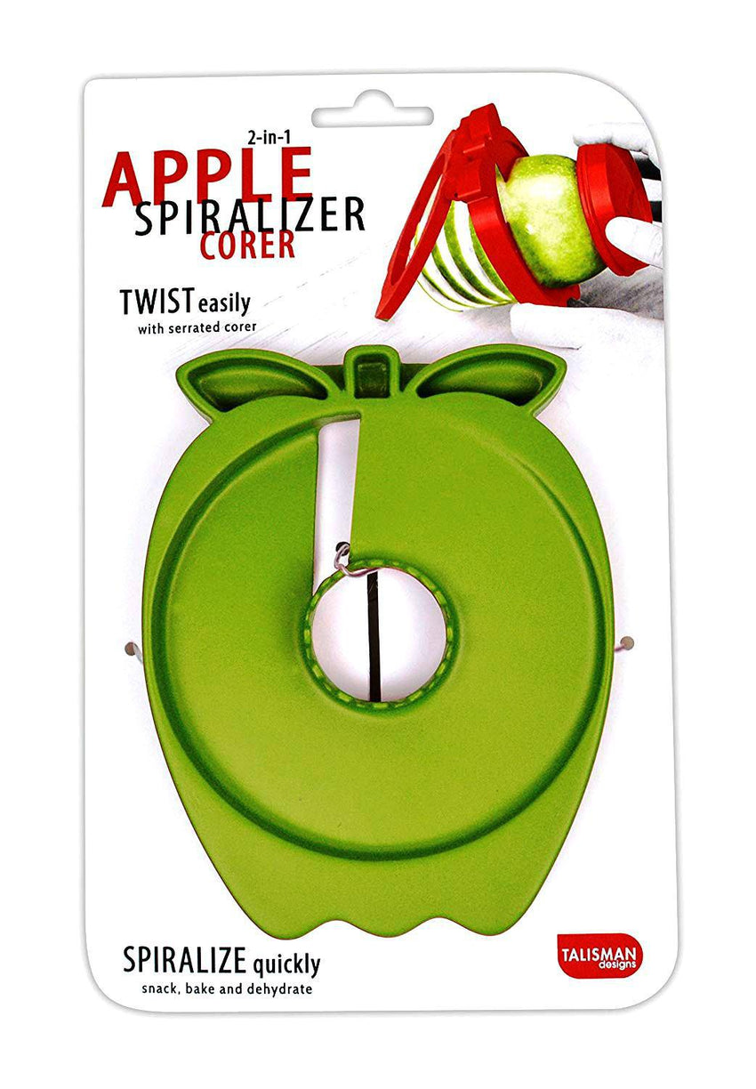 Apple Spiralizer 2 in 1