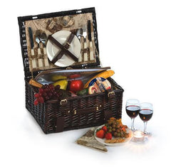 Oak & Olive Copley 2 Person Picnic Basket
