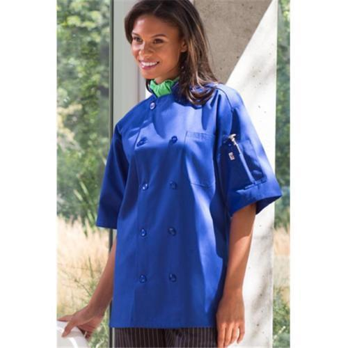Chef Coat South Beach Royal Large