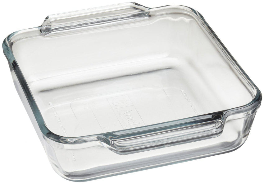 "Anchor 8"" x 8"" Baking Dish Square"