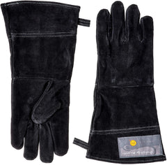 Outset Grill Gloves Leather - Black (Set of 2)