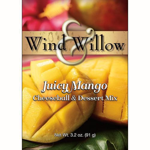 Juicy Mango Cheeseball