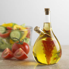 Oil & Vinegar Bottle Grapes
