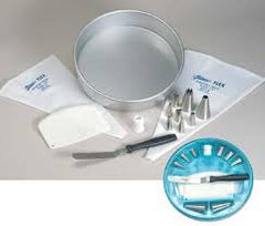 Ateco Cake Decorating Set 14 Piece