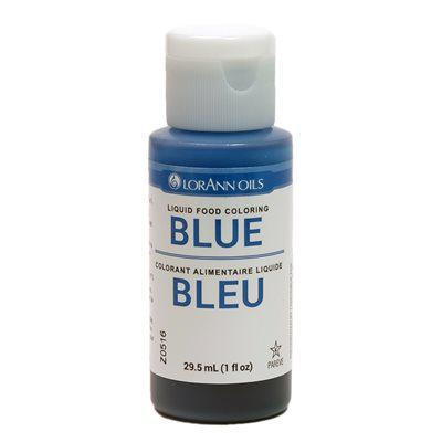 LorAnn Liquid Food Color - Blue