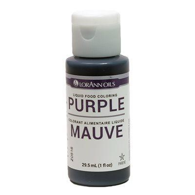 LorAnn Liquid Food Color - Purple