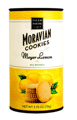 Moravian Cookies Lemon 2.75 oz