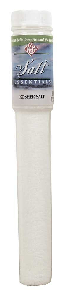 Kosher Salt Tube