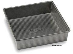USA Square Cake Pan 8""
