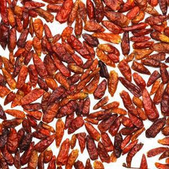 African Birdseye Chiles, Dried (Ounce)