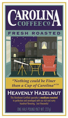 Heavenly Hazelnut Decaf Coffee - 8 oz