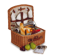 Oak & Olive Benton 2 Person Picnic Basket