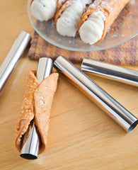 Cannoli Forms (Set of 4)
