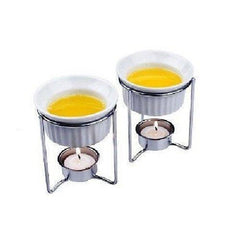 Nantucket Butter Warmer Set/2