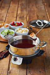 Heritage Steel 2.5 Qt Sauteuse with Lid