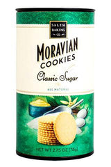 Moravian Cookies Sugar 2.75 oz