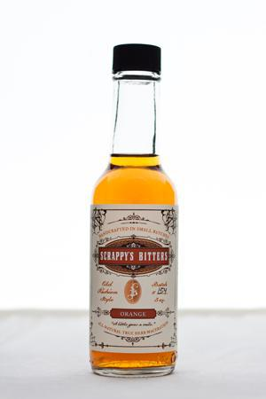 Scrappy's Bitters Orange 5 oz