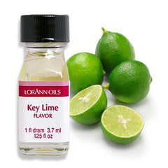 LorAnn Key Lime Oil - 1 Dram