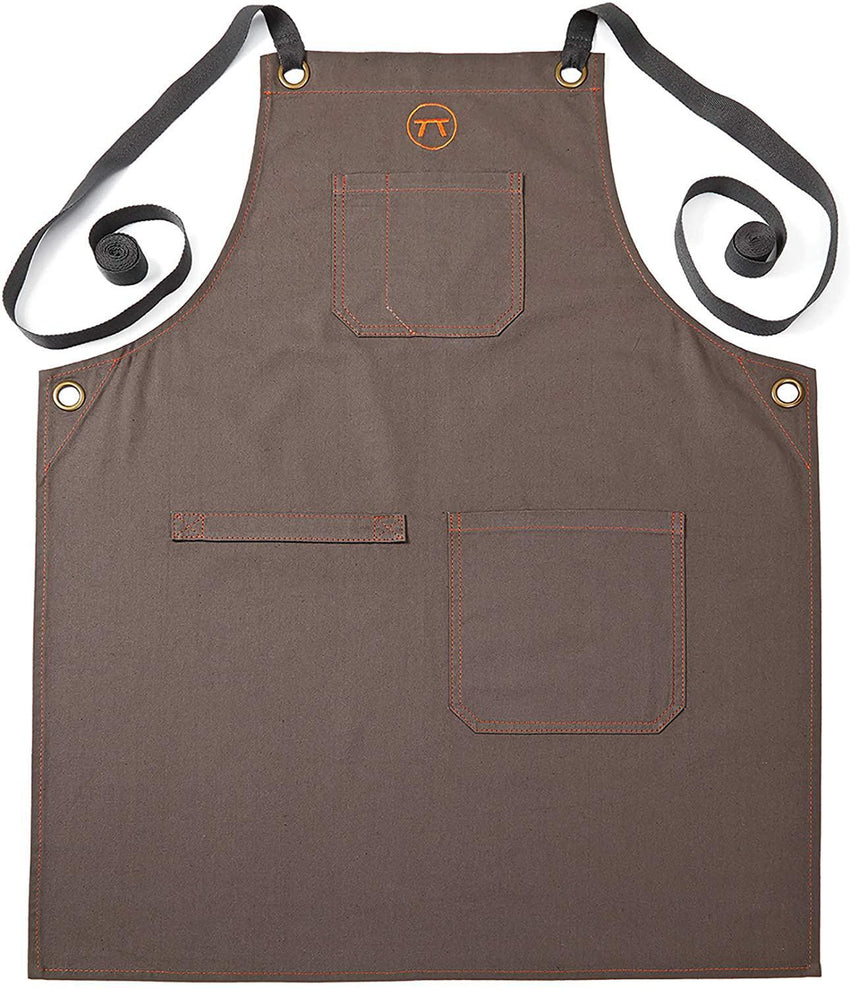 Outset Canvas Griller's Apron - Brown