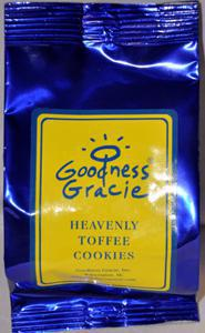 Heavenly Toffee Cookie Bag
