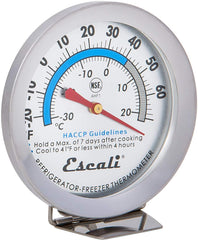 Escali Refrigerator Freezer Thermometer (Hanger Mount)